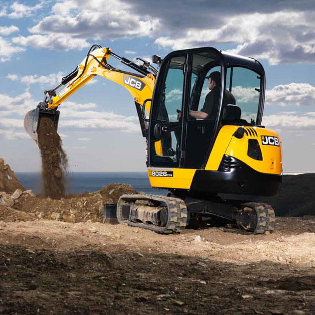 8026-mini-excavator-specification - Plant-Fit Ltd