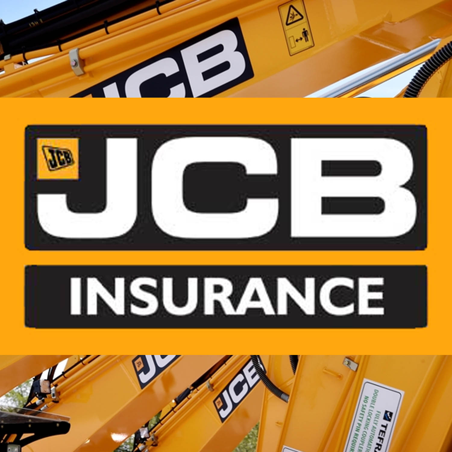 Get Insurance easily and quickly with JCB Hired in insurance through the Plant-Fit Website